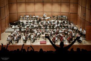 Orchestra Verdi Junior_ Foto Paolo Dalprato