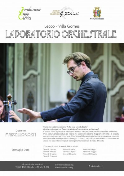 laboratorio orchestrale - 2018