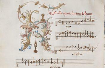 foto musica antica