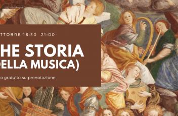 CHE STORIA (DELLA MUSICA)